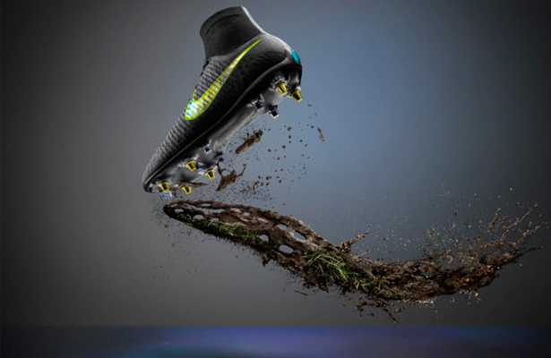 57db1ca0f7 Nova Chuteira Nike Anti-Clog que tira a lama da Chuteira - Futebol no  Planeta