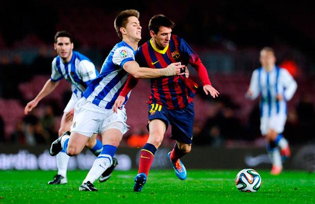 b3409f60d2 Barcelona contra seu maior adversário