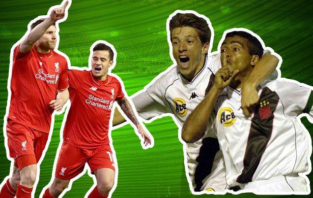 Capa top 5 viradas do futebol