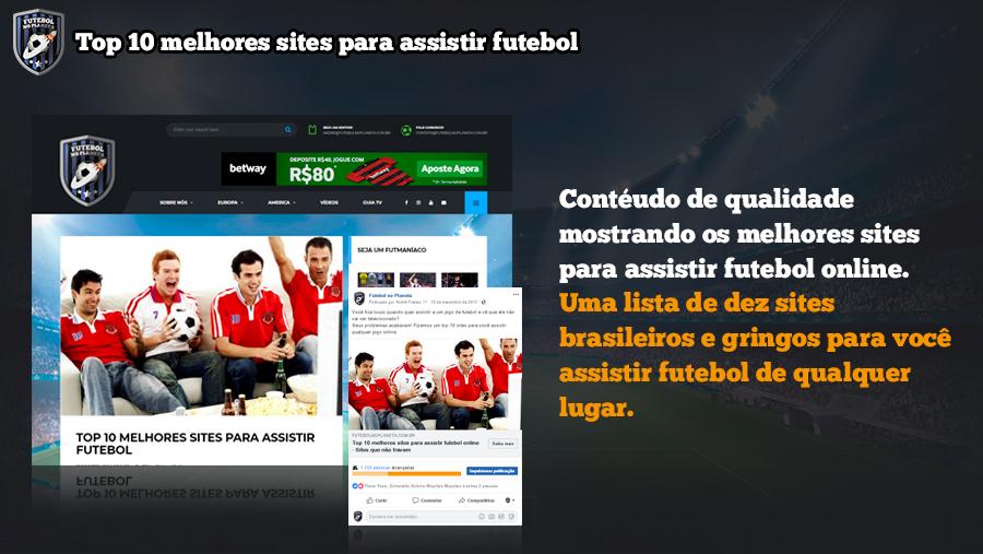 823ebf4c8e Anuncie - Futebol no Planeta