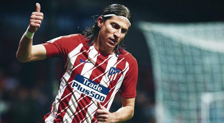 Filipe Luis Atlético de Madrid