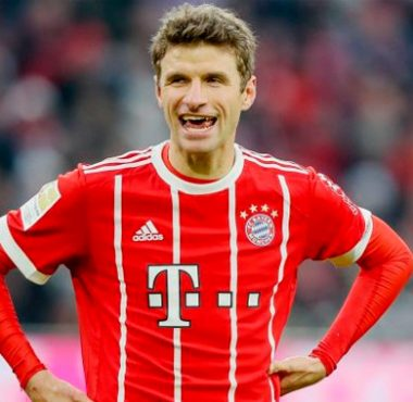 Thomas Muller Bayern de Munique