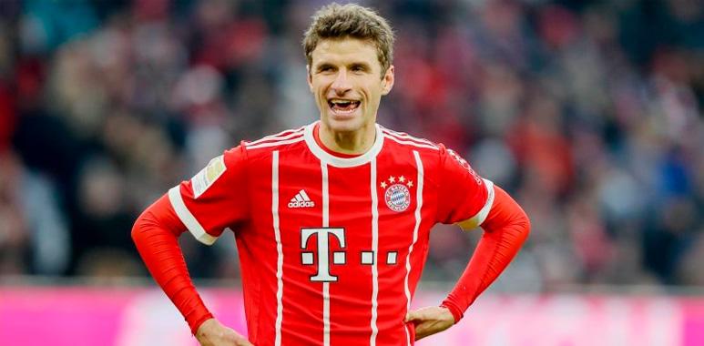 Thomas Muller Bayern de Munique