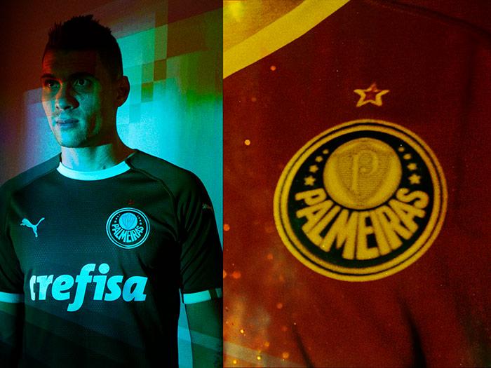 Moises Camisa Palmeiras 2019