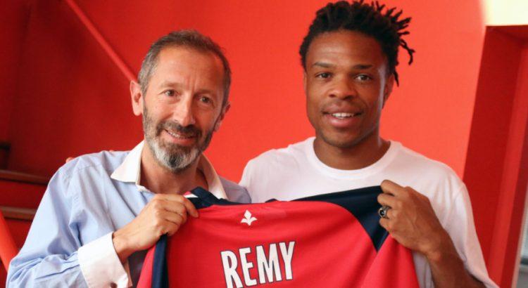Loic Remy - Losc Lille