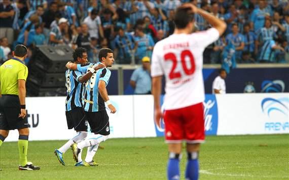 Grêmio x Hamburgo