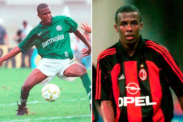 Roque Junior - Palmeiras-Milan