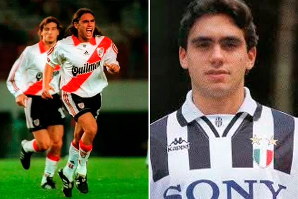 Sorin - River Plate - Juventus