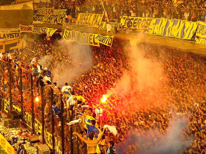 Torcida do Boca Juniors