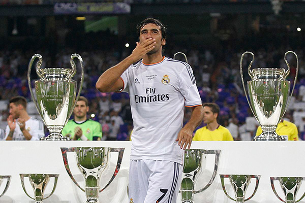 Raul Gonzalez - Real Madrid