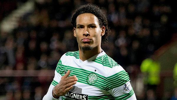 Virgil Van Dijk - Celtic