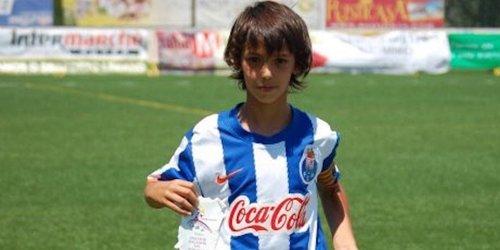 João Felix jogou pelas categorias de base do Porto