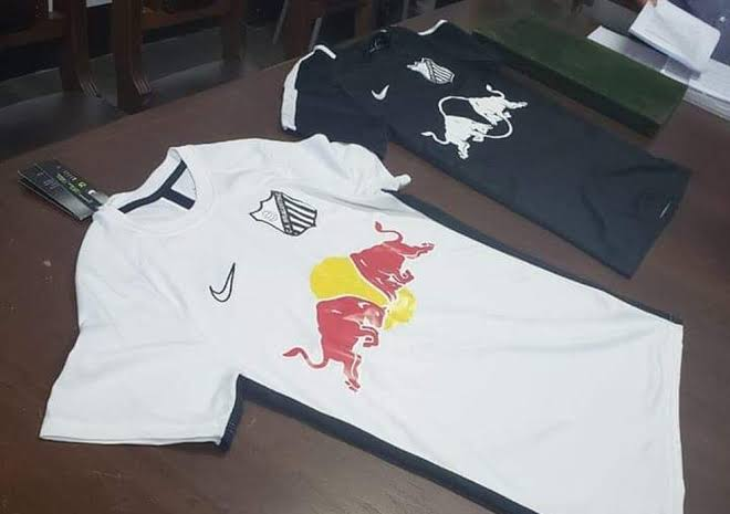 Red Bull Bragantino Camisa