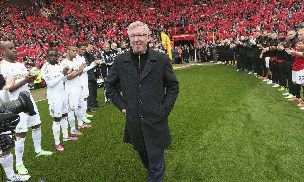 Alex Ferguson  -Manhcester United