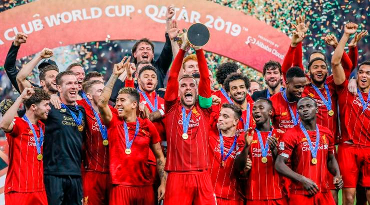 Liverpool Campeão