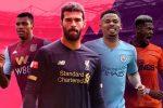 Seleção debrasileiros na Premier League